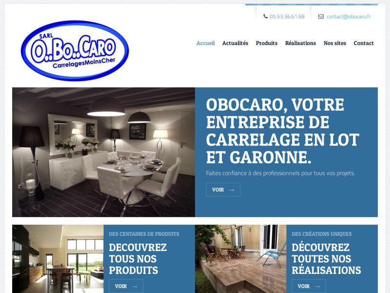 OBOCARO – Entreprise de Carrelage à Villeneuve-sur-Lot