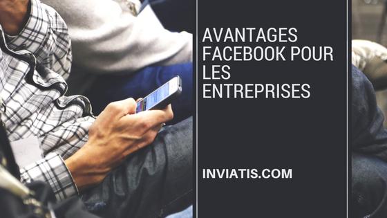 Avantages Facebook pour les entreprises