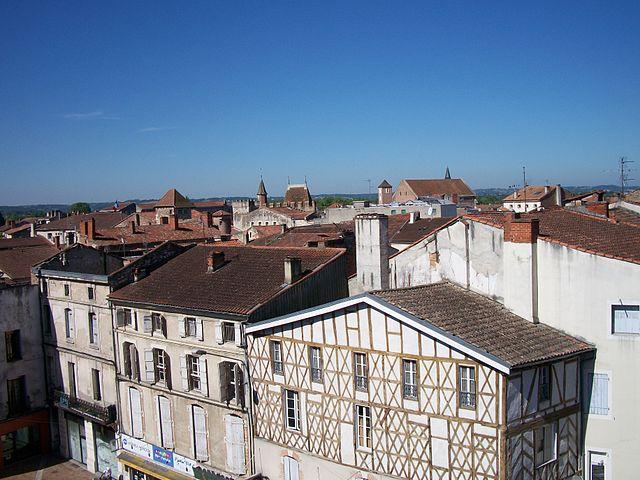 Présentation de la ville d'Agen