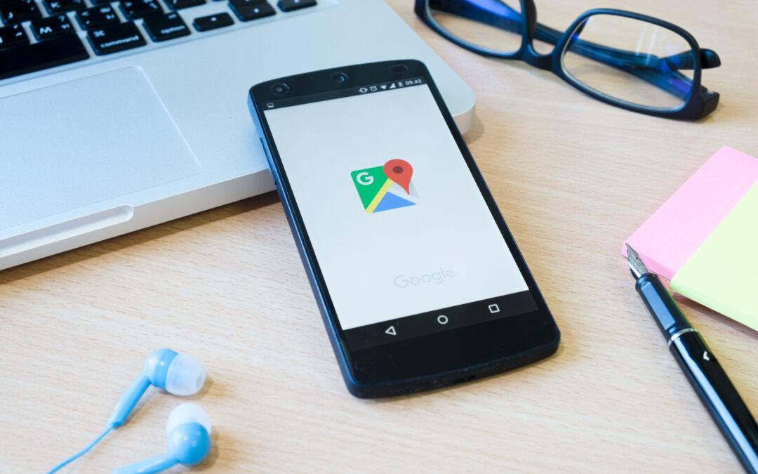 inviatis webmarketing google maps